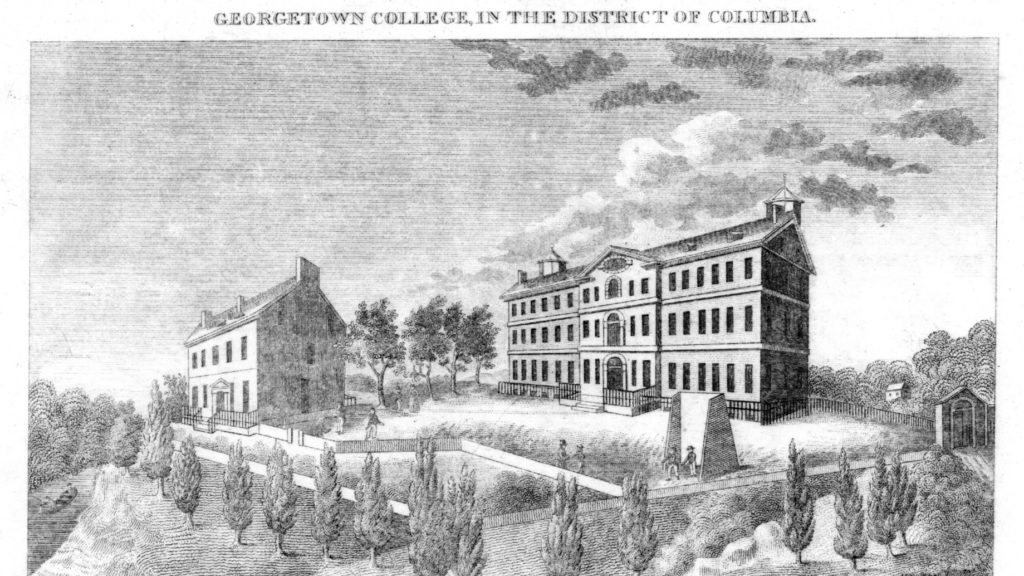 Old North circa. 1829