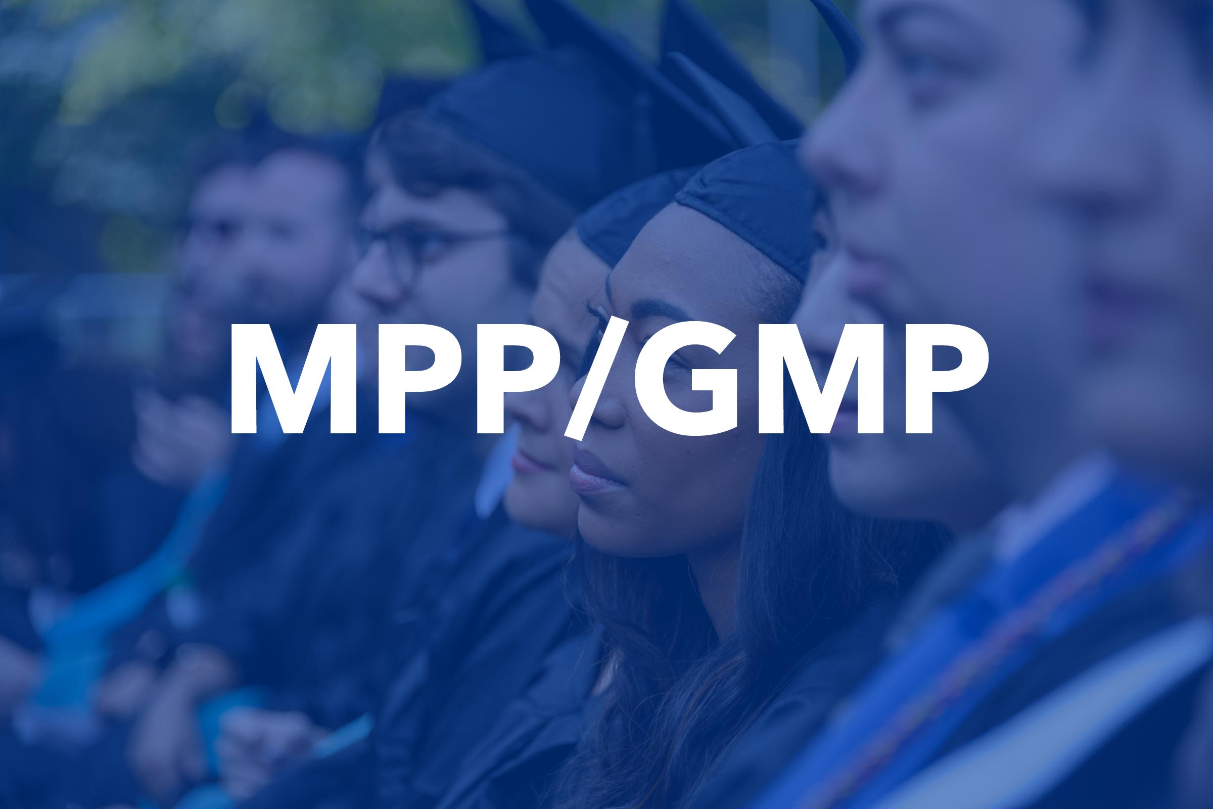 MPP/GMP