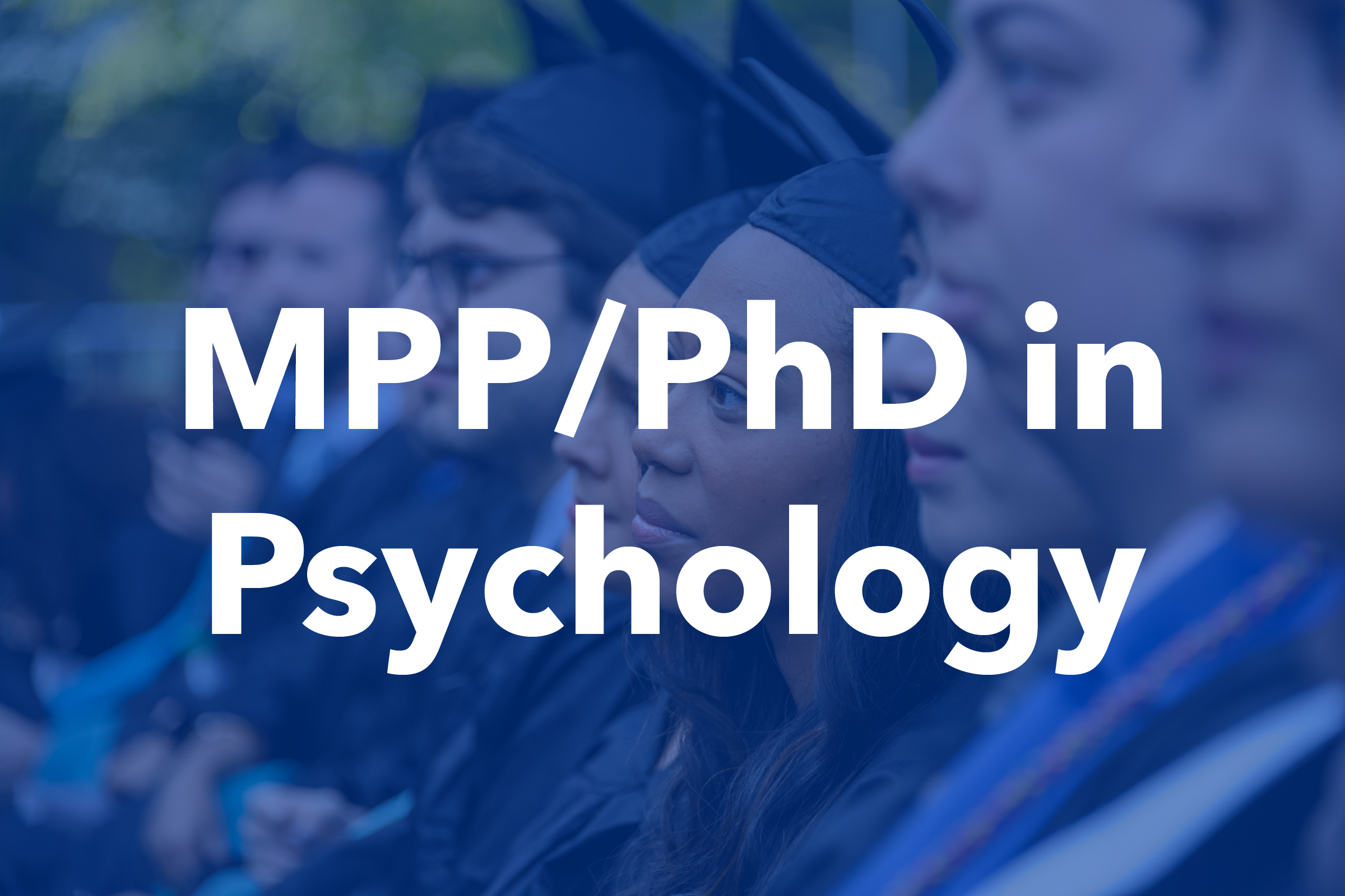 MPP/ Psychology