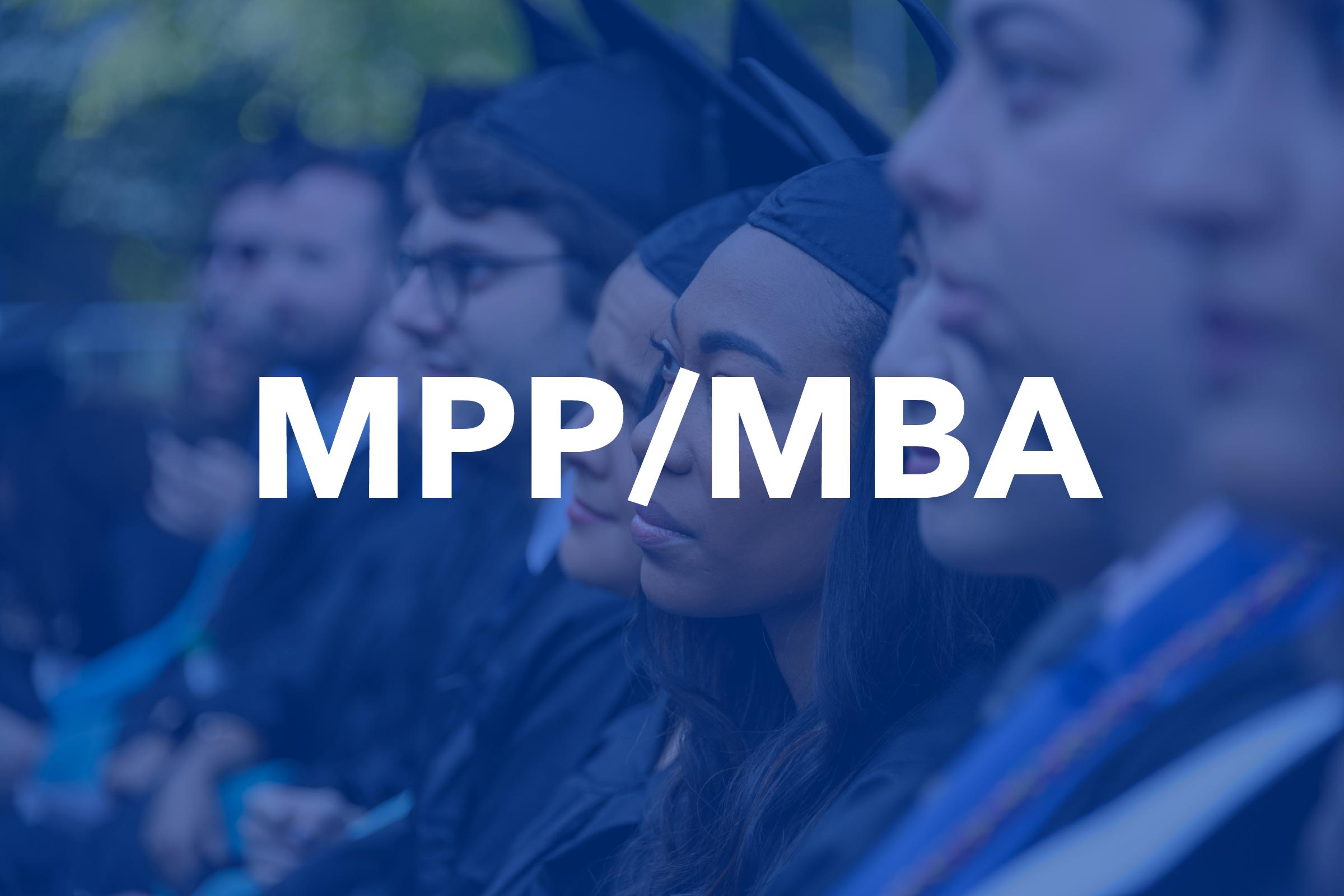 MPP/MBA