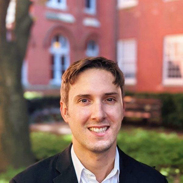 Headshot of Zach Royster