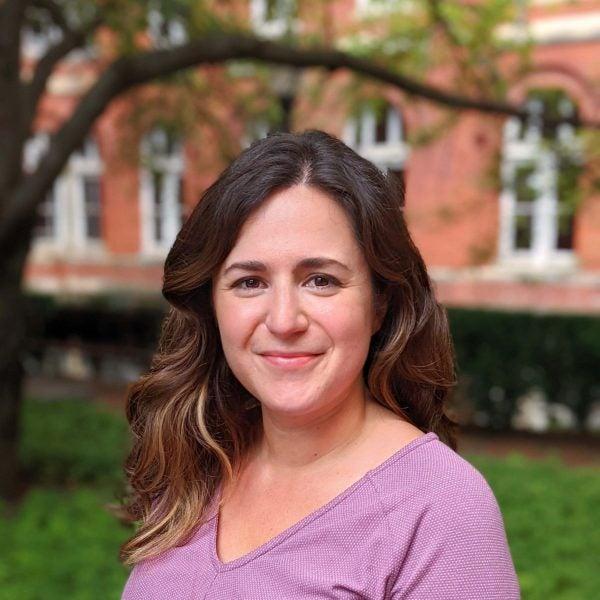 Headshot of Michelle Rice