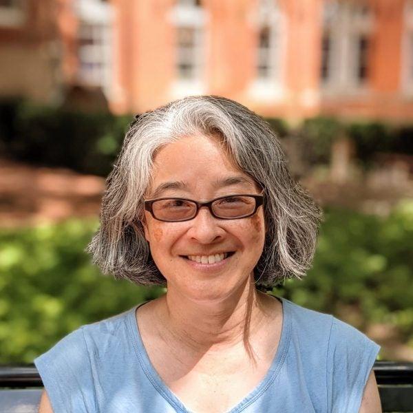 Headshot of Julie Ito