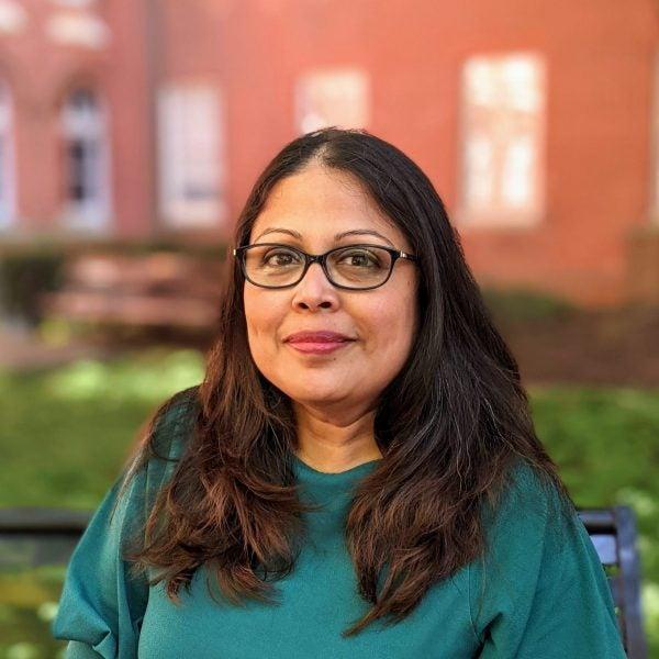 Headshot of Nirmala Fernandes