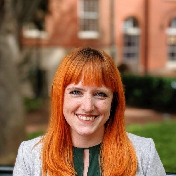 Headshot of Caitlin Chamberlain