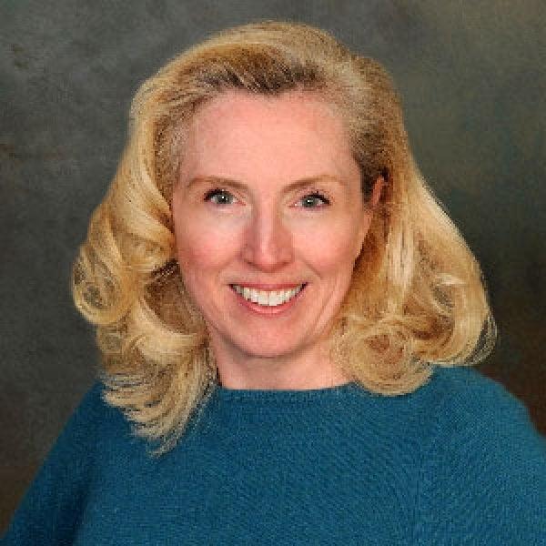 Amy O'Hara - Faculty Headshot