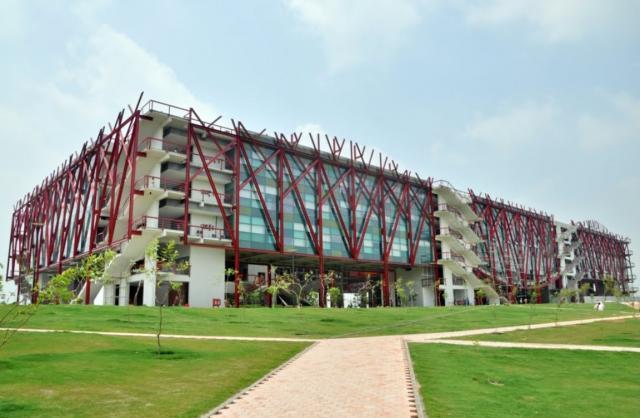 Jindal School in Sonipat