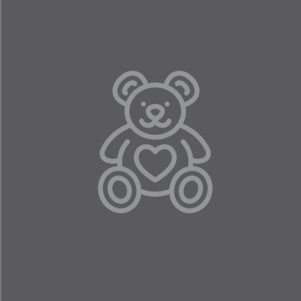 Vector image of a teddy bear