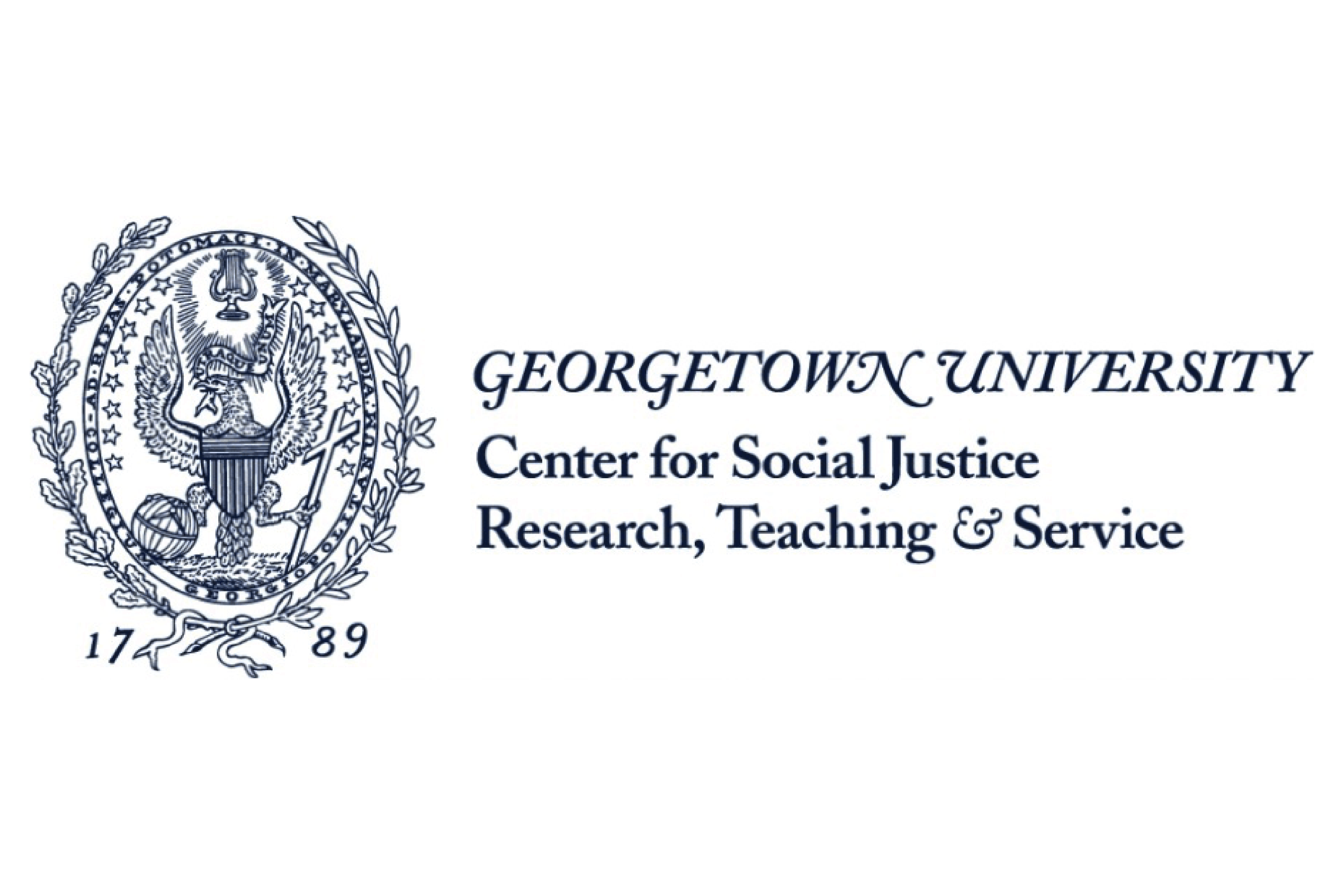 Center for Social Justice Research, Teaching & Service logo