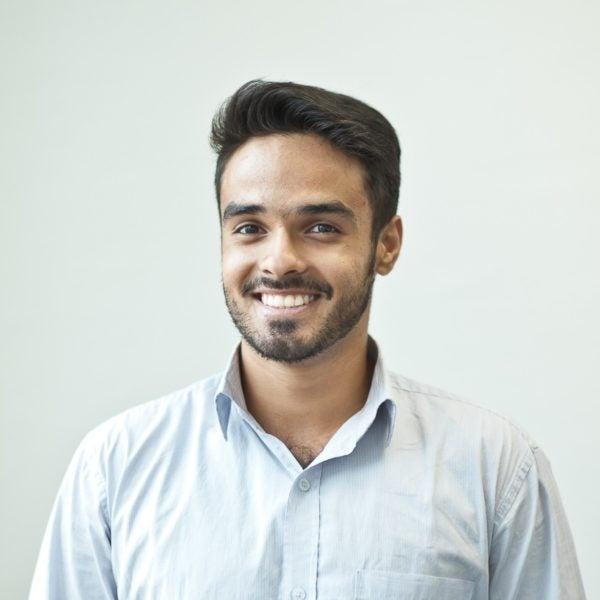 Portrait of Aruj Shukla