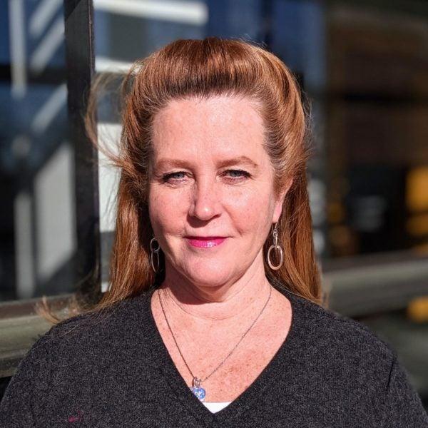 Portrait of Kendra Davenport