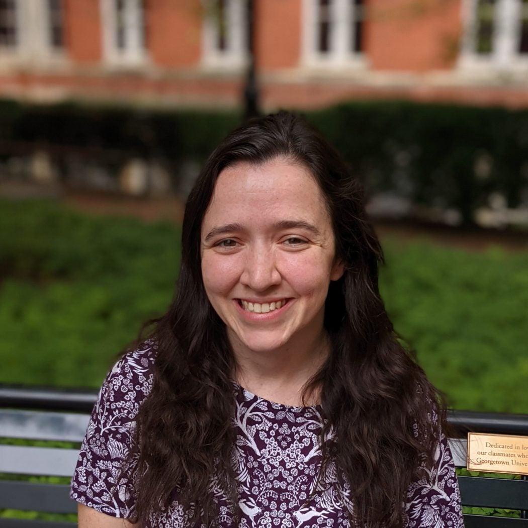 Headshot of Rebecca Vanarsdall