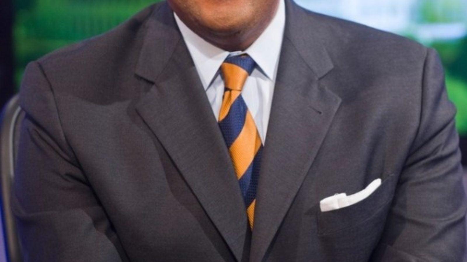 Portrait of Robert Traynham
