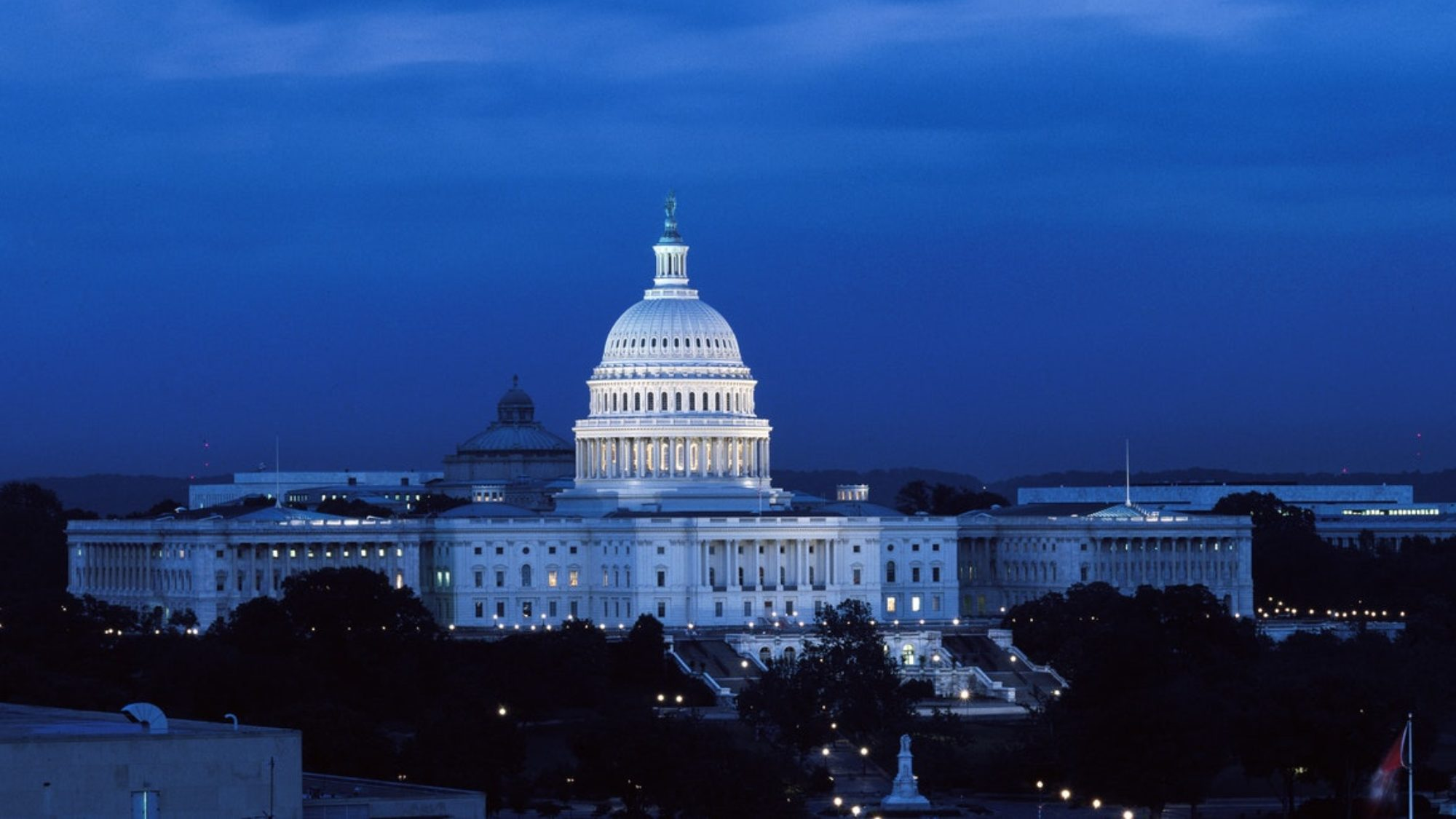 Photo of the US Capitol