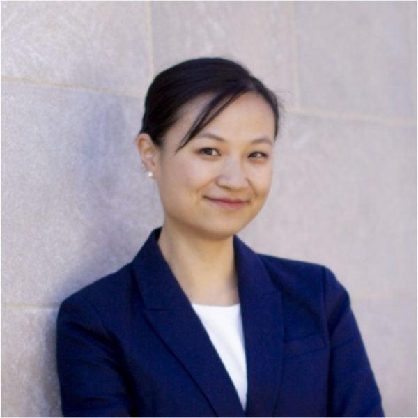 Photo of Karen Huang