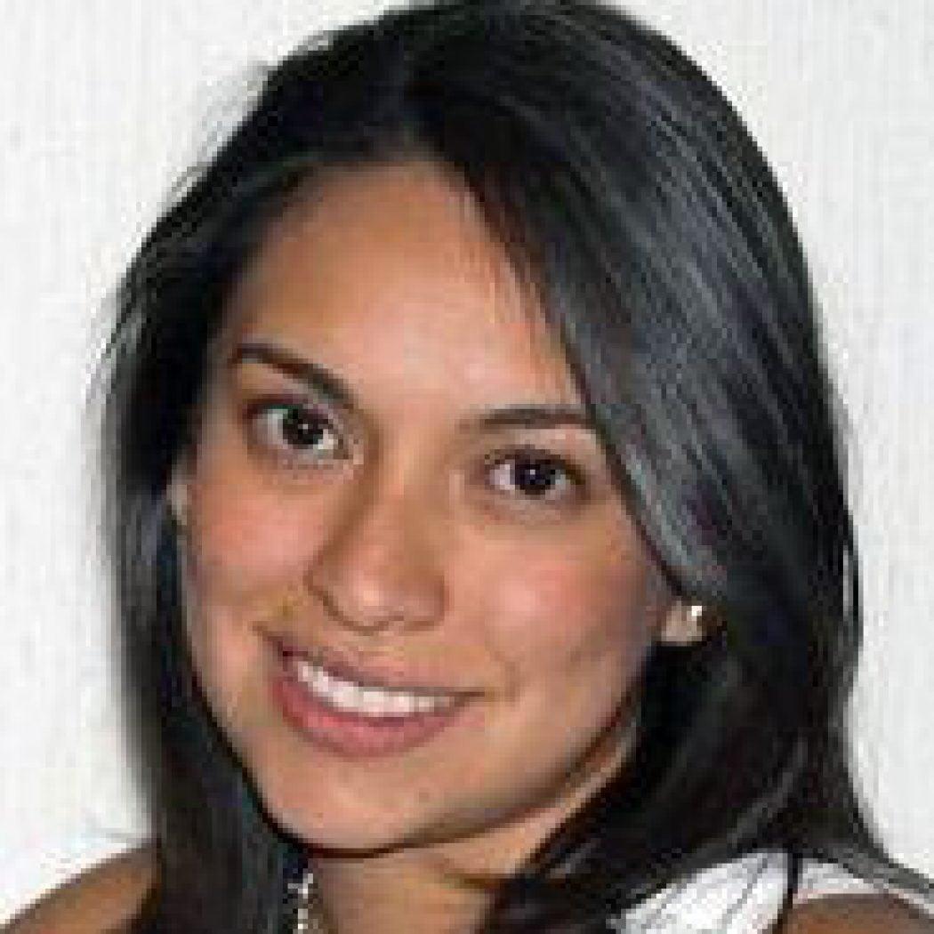 Mariana Vazquez del Mercado Castro headshot