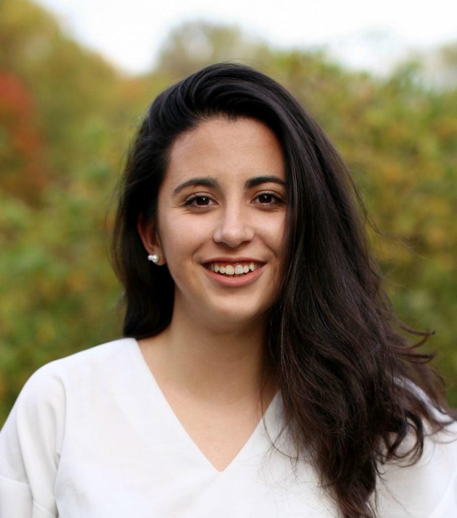 Headshot of Maria Pereira