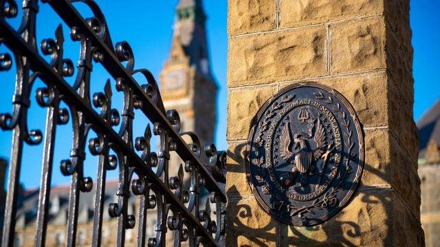 Healy Hall, Georgetown University