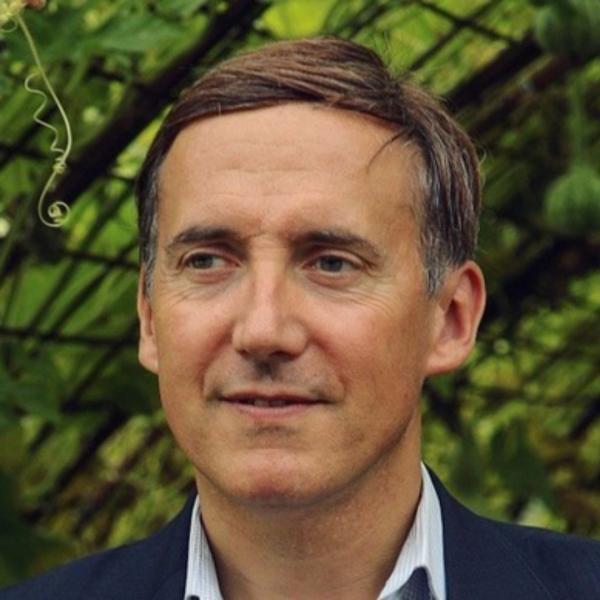 Dr. Gael Giraud Headshot