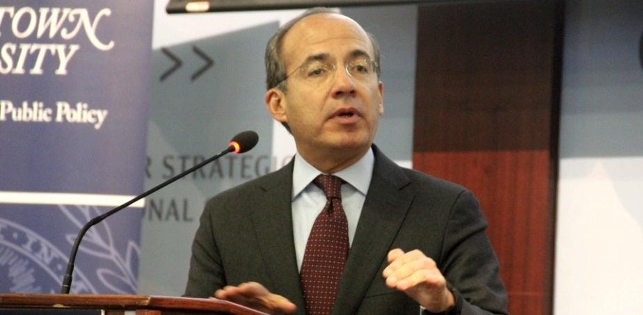 President Felipe Calderón Hinojosa