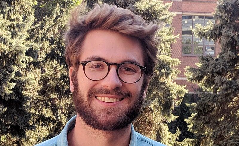 Alex Brillman headshot