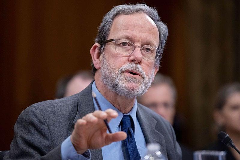 Keith Hall, Former CBO Director