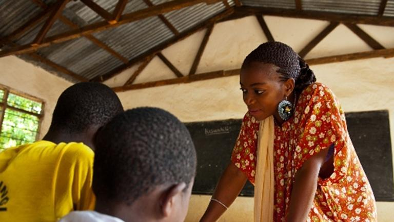Georgetown Researchers to Evaluate, Transform Education in Tanzania