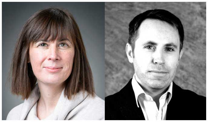 Prominent Scholars to Join McCourt School of Public Policy Faculty: Dr. Moynihan and Dr. Herd