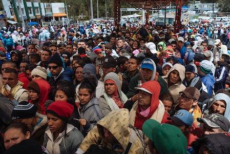Venezuelan Refugees